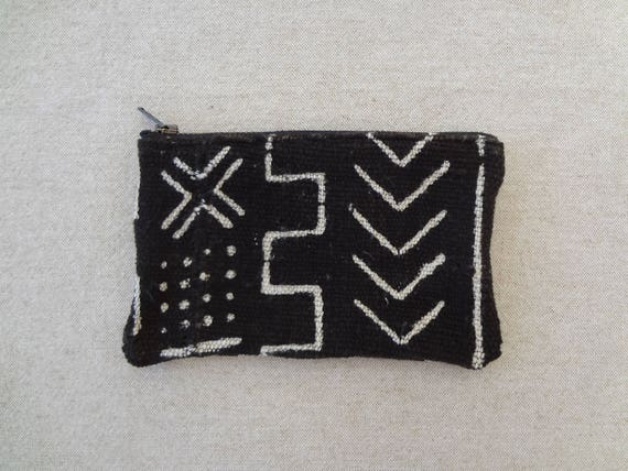 Black and White Zippered ...