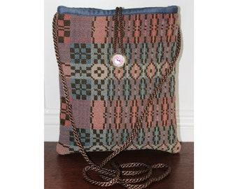 Welsh Tapestry / Wool Tote Bag
