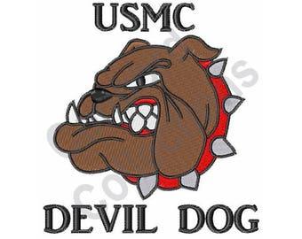 Usmc Bulldog Etsy