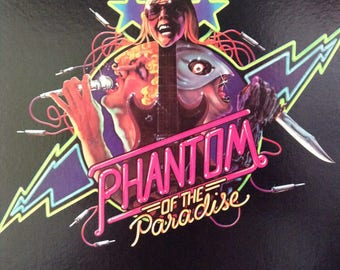Original Soundtrack LP,  Phantom of the Paradise