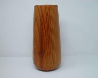 Wood vase || Redwood vase || Handmade vase || Hand turned vase || vase || #333