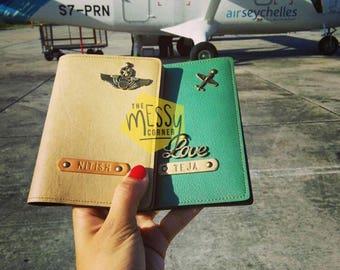 Couple passport covers. #couple goals.