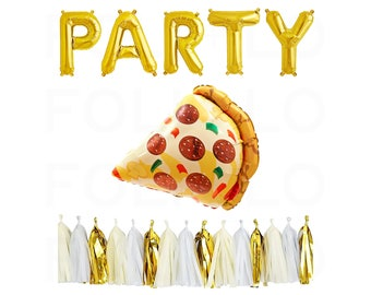 "29"" Pizza Balloon 