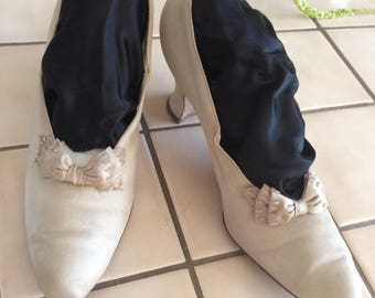 1900 Wedding Shoes