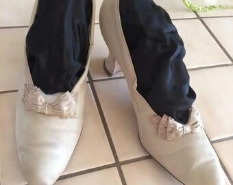 1900 Wedding Shoes