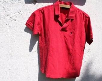 SalePolo Ralph Lauren, Poloshirt, S, cherryred