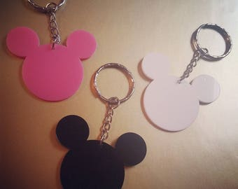 Disney Mickey Mouse Keychains