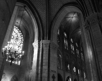 PARIS PHOTOGRAPHY - church in Paris