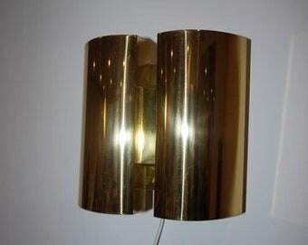 Wall Scones - Light - Falkenberg - Sweden - Design - Brass - Scandinavian