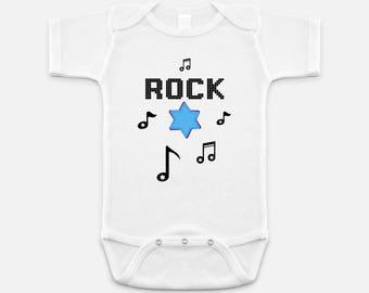 Baby Rock Star (of David)