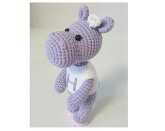 amigurumi Baby Hippo