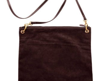 Zeta Bag Chocolade Brown big