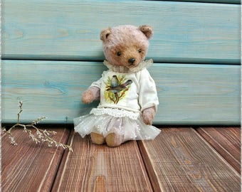 Bear Teddy Annette