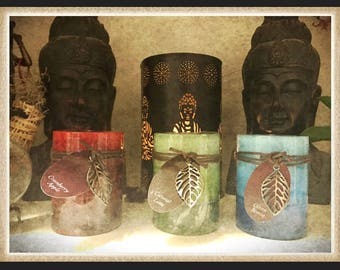 Reiki Infused Candles