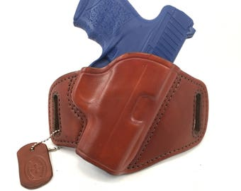 Walther PPS - Handcrafted Leather Pistol Holster