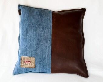 Jeans Pillow JELECO