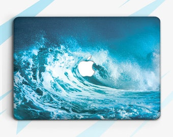 Ocean Macbook Hard Case Macbook Pro 13 2017 Case Macbook 13 inch Case Wave Macbook Retina 13 Case Macbook Air Hard Case Macbook RAM0038