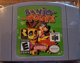 Banjo Tooie Custom English Nintendo 64 N64