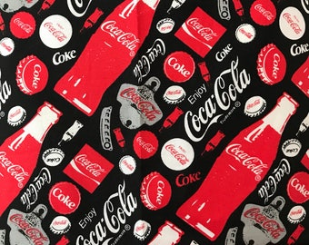 Coca Cola Apron / Coke Apron / Soda Apron / Coke Collector / Coca Cola Theme