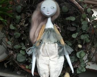 Eliza OOAK art doll
