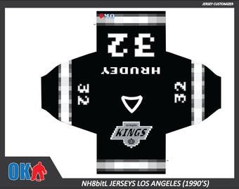8-Bit Jerseys Defunct League