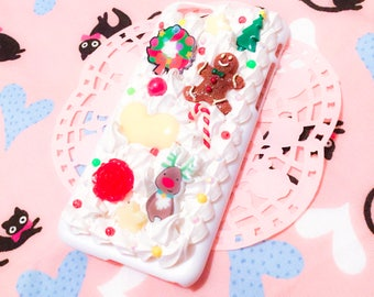 Christmas Cover Decoden for IPhone 6!