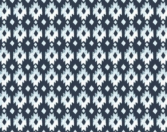 Yardage, Monaluna Journey, Aztec Diamond, Modern Fabric, Southwestern Fabric, Organic Fabric