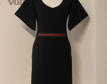 Single piece jersey dress