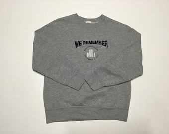 World Trade Center memorial sweater
