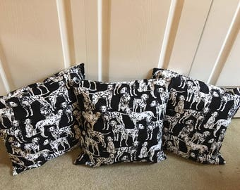 Pillow Cover - Dalmation Dog