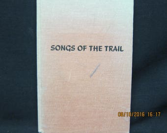 Songs of the Trail by Meryl B Dunkle - Exposition Press 1964