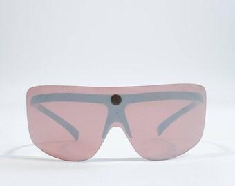 CALVIN KLEIN - Masked sunglasses