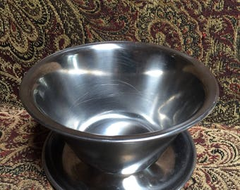 Leonard Stainless Steel Footed Gravy Bowl - Denmark