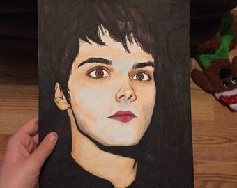 Original Drawing: Gerard Way Portrait