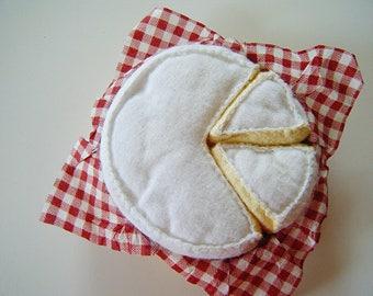 Normandy Camembert - Felt food