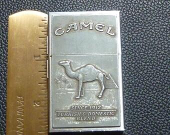 Vintage Camel Zippo 1932 Replica Second Release