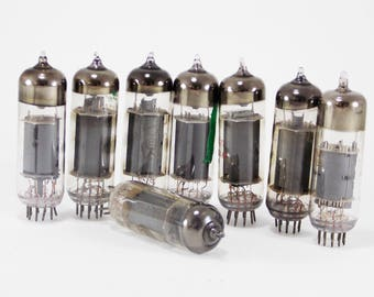 glass tube parts electrical radio tube industrial supplies vacuum tube radio lamp steampunk parts retro electronics science geek Techie Gift