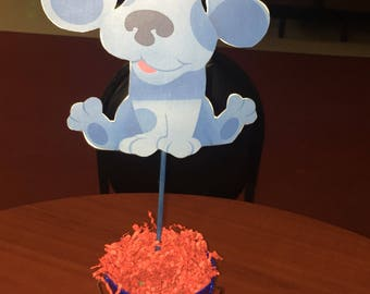 Blues Clues Personalized Centerpiece