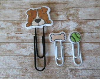 Cute planner clip. Paperclip