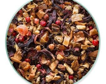 Ginger Peachy Personali-tea Herbal Tea