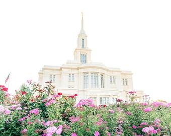 Payson Utah Temple 3