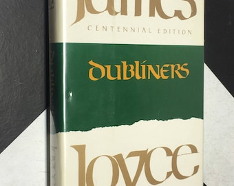 Dubliners by James Joyce: Centennial Edition (Hardcover, 1967)