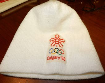 Tuque , Olympic Winter Games , Calgary  1988