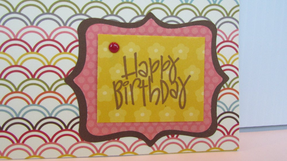 Birthday card sale handmade birthday card birthday greeting birthday card sale handmade birthday card birthday greeting cards blank birthday m4hsunfo