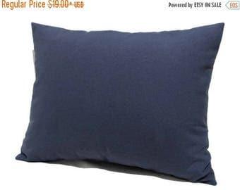 20% off Blue Pillow, Navy Pillow, Blue Pillow Cover, Navy Pillow Cover, Blue Decorative Pillow, Blue Couch Pillow, Navy Sofa Pillow, Blue Pi