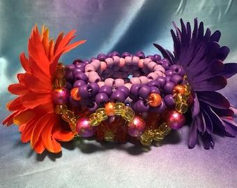 Flower epic cuff