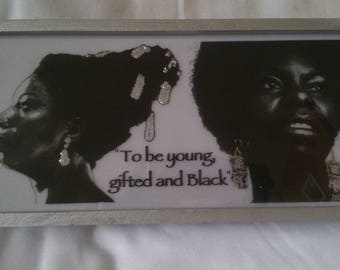 Nina Simone (Light Box) - New!