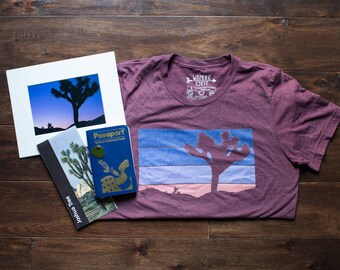 Joshua Tree National Park Sunrise Shirt
