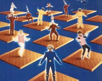Pet Shop Boys Aussie Laserdisc 1995
