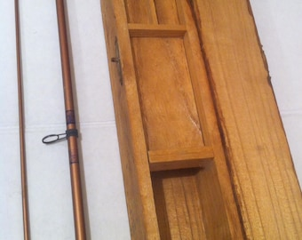 Vintage Fishing Rod Holder Etsy